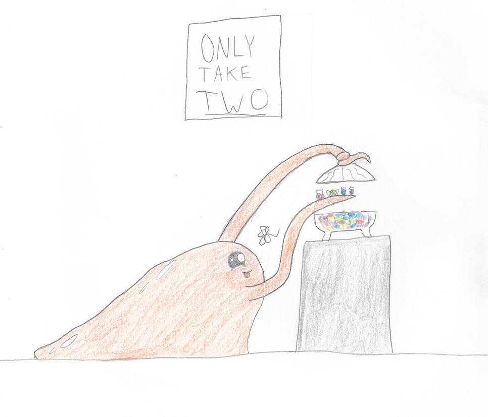 Scp 999 And Scp 330 By Dillydraws On Deviantart