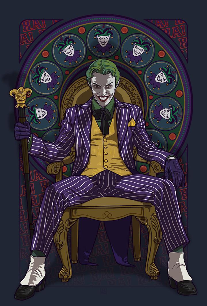 Joker Nouveau by phantoms-siren