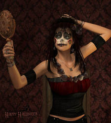 .. ready for the Scary Night? by Hexe2008