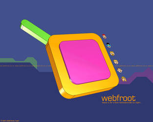 Webfroot Background by glutnix