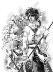 Heroes of Arton by PepperComics