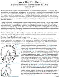 From Hoof To Head-Hoof p1 by lantairvlea