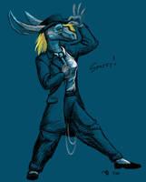 LV-Zoot Suit Airu by lantairvlea