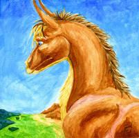 LV- I'ta'ri watercolor by lantairvlea