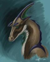 LV- Lemy Dragon by lantairvlea