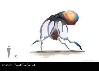 Feeds on Sound by nJoo