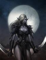 Dark Elf by nJoo