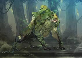 Swamp Devil by nJoo