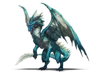 Brine Dragon by nJoo