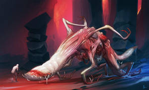 Hell Greeter by nJoo