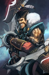 Draven by nJoo