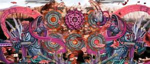 Cray Online: Hyakki Vougue Reverse Field by HeyItzArty