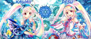 Cray Online: Divas Duet Field by HeyItzArty