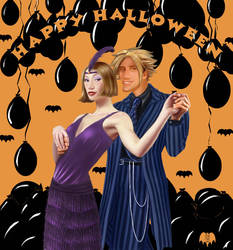 Halloween Ball by brighnasa