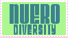 Nuerodiversity Stamp by lgbtqia-stamps