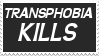 Transphobia KILLS by lgbtqia-stamps
