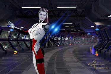 Commander Saara by Dracorn