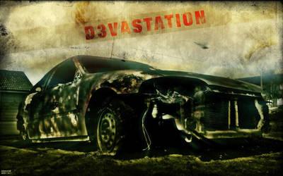 D3VASTATION Wallaper by Obi-S4n