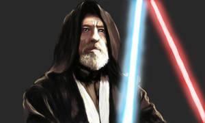 Obi-Wan Kenobi by thesadpencil