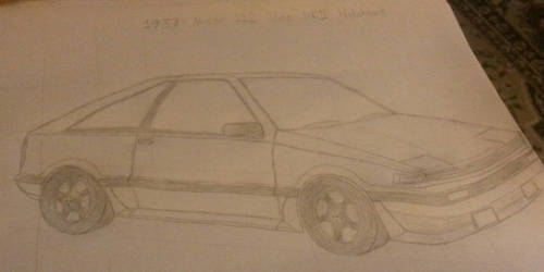 Nissan Silvia S12 by TheYoukoKurama-san