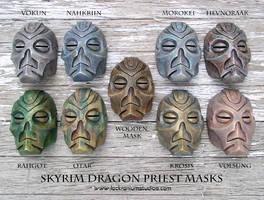 Masks100 Post by leckronium