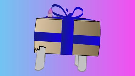 PrincessKnoeki in a box. by Retrobot0r-RbR