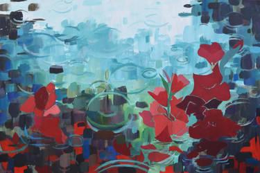 Through the Rain by ArtistaRachel
