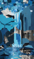 Blue by ArtistaRachel