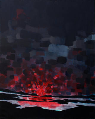 In the Distance by ArtistaRachel