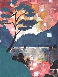 Lakeside by ArtistaRachel