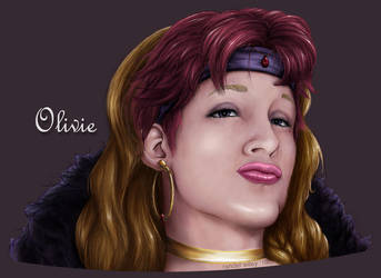 Olivie - Guardian of Vanity by GuardianRandyLimoges