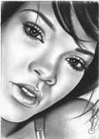 Rihanna by MaPaMe