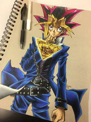Yugi - Dark Side of Dimensions  by techn0vert