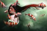 Kabuki Dream by Prestegui