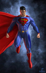 Superman by Prestegui