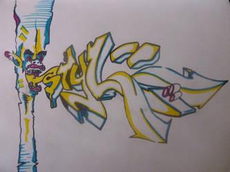 Spitting STYL by Sempai-Tem