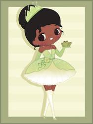 Disney Lolita - Tiana by mollay