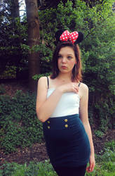mini mouse by By-M