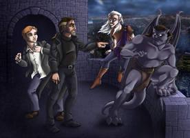 MGC: the Tempest by Reymonkey