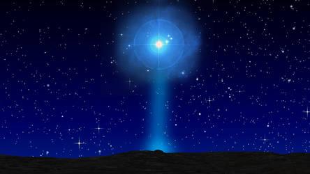 Star of Bethlehem by roanalcorano