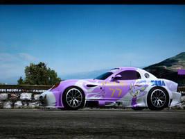 Team Blaze Racing Panoz GT2 by rushforza