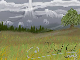 Wind Gale - Contest Entry by fazzle