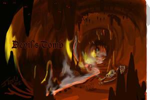 Devil's Tomb - Contest by fazzle