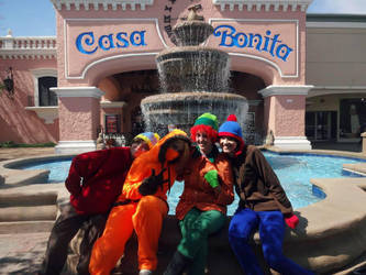 South Park: Casa Bonita. by emberfanatic77