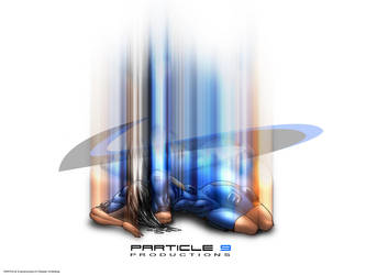 Particle 9 girl by particle9