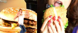 Hamburger by spawngts