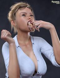 Mom Snack by spawngts