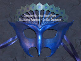 Peacock Mask by cwicseolfor