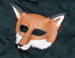 Fox Mask by cwicseolfor