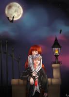 Gift : Secrets in the Moonlight by AngelicHellraiser